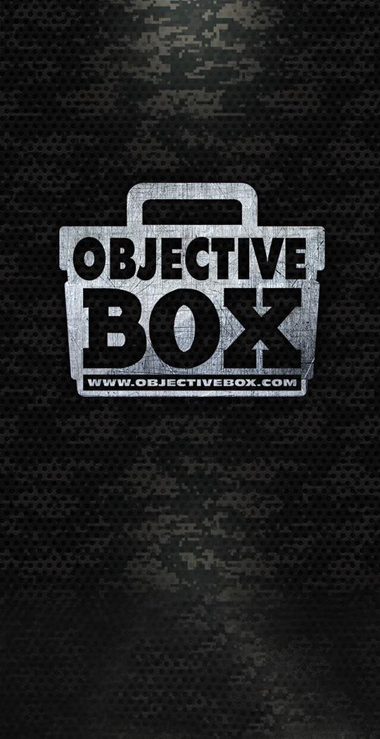 Objective box load screen