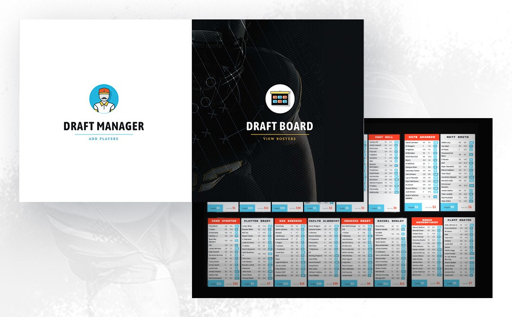 Draft manager