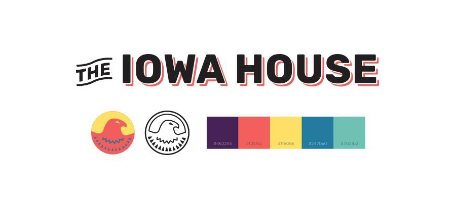 Iowa house logos